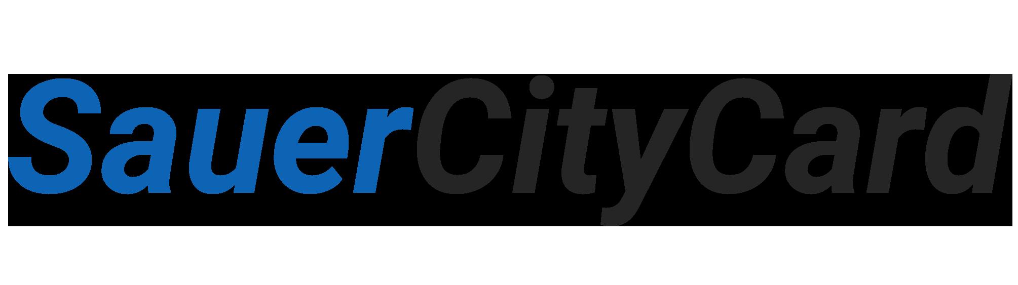 SauerCityCard